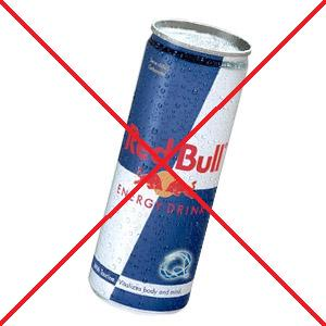 no red bull